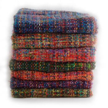 Multi Colour/Wool-Cotton